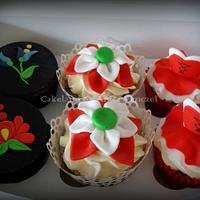 Hungarian cupcakes