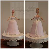 Pink princess Dolly Varden