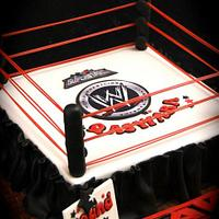 WWE Cage by Sweet Treasures (Ann)