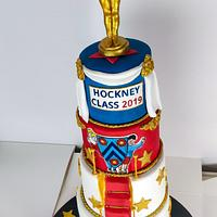 Oscar School Leaving Cake