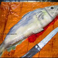 Indian Mackerel Fish Cake