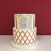 Eastern style cake