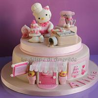 Hello kitty Bakery