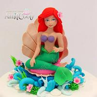 The Little Mermaid by Nili Limor