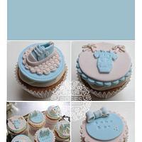 Eddie cupcakes