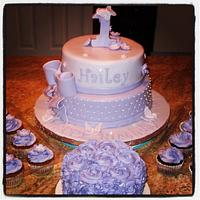 Vision of Purple!!   by Jolirose Cake Shop