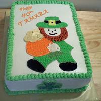 St. Patrick's Day/Leprechaun/Birthday