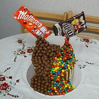 Charlotte & Jason's Birthday cakes