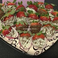 Chocolate Covered Strawberriess_Aimee's Birthday_Jan 2013 by ScrumptiousPetites