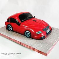 BMW 3D car