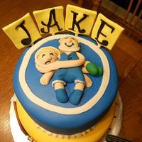 Sports Cake by Sara's Cake House