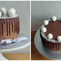 Chocolate and Raffaello