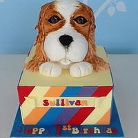 Molly the Dog  by Decorative Sweets
