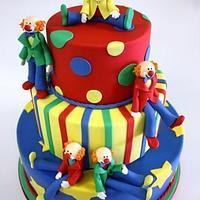 Clowns, clowns, clowns!