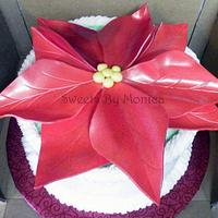 Poinsetta by Sweets By Monica