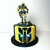 Transformers. Bumblebee