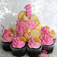 Pink Lemonade Party!