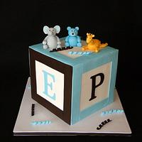 Baby Shower Block