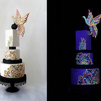 Mandala cake
