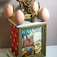 """""""BEAUTY WILL BE EDIBLE OR IT WILL NO LONGER BE"""" ( Tribute to Salvador Dalí)"""