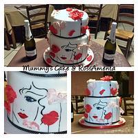 My elegant Cake