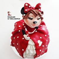 minnie mouse by carlaquintas