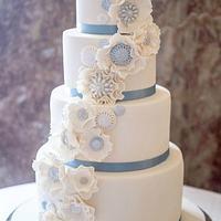 Corsage cake