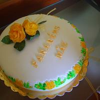 my mother's cake by Sofia Costa (Cakes & Cookies by Sofia Costa)