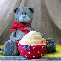 Tatty Teddy Cake For My Daughter