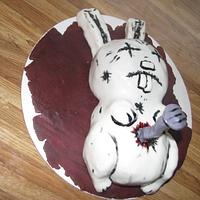 Nail Bunny- From the Johnny the Homicidal Maniac comic book series.