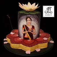 Divali Collaboration Cake