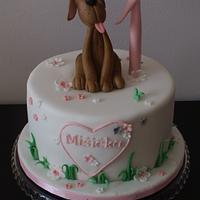 cake for a little girl