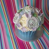 Giant cupcake to auction for charity