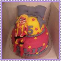 Mega Mindy cake