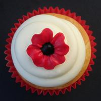 Remembrance Cupcakes