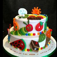 The Very Hungry Caterpillar  by Ann Unwin