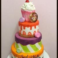 Sweet Treats Cake