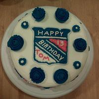 Ranger Cake by Elena Z