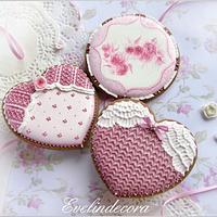 Crochet cookies