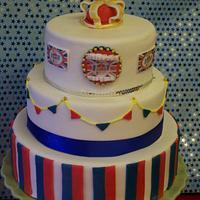Jubliee Cake