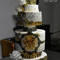 wedding cake design crinsugar