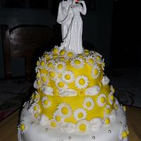 Jane's wedding cake