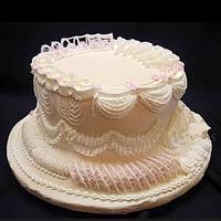 Lambeth Style Cake