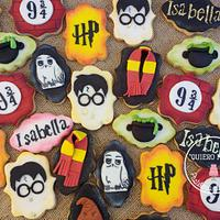 Cookies Harry Potter