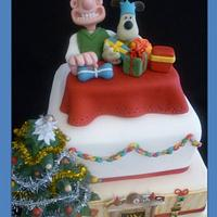 Wallace and Gromit - Bake A Christmas Wish