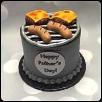 Buttercream BBQ Cake