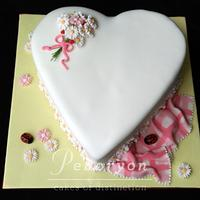 The Sweetheart Cake
