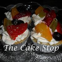 Mini Fruity treats!! by zahra
