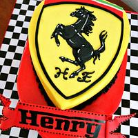 Ferrari Birthday!