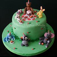 Teddy's Birthday Party